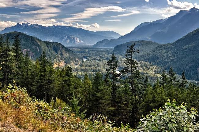 Squamish Valley, BC