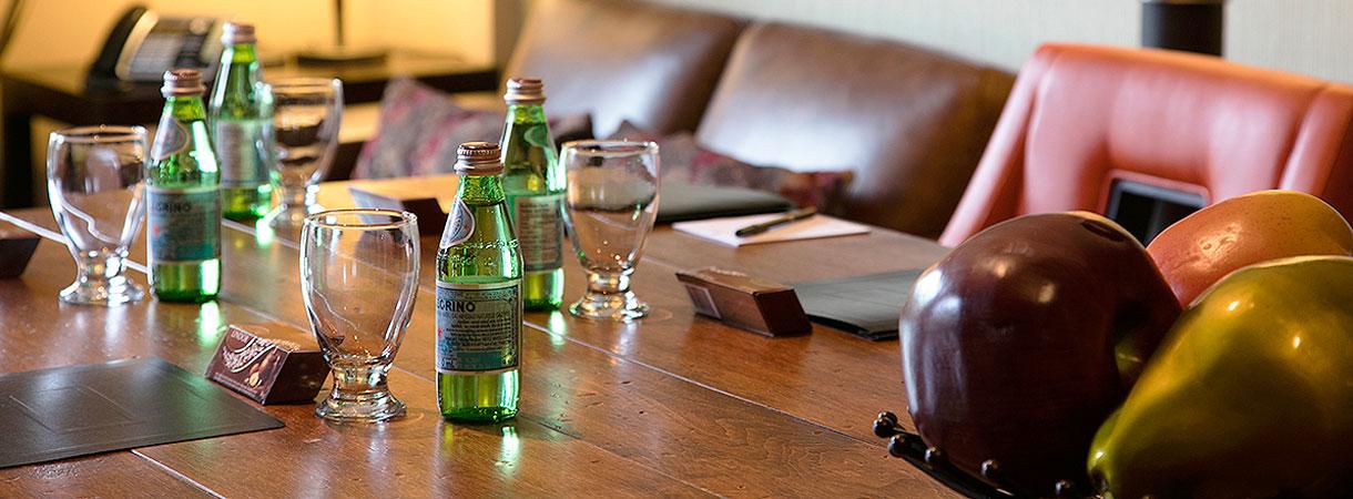 Tantalus Boardroom at Executive Suites Squamish